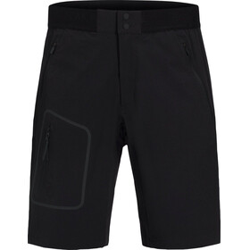 Peak Pertilmance M's Light Softshell Shorts Black
